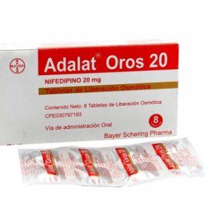 Adalat 20 mg
